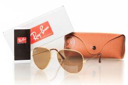 Солнцезащитные очки, Ray Ban Aviator 3027b-g
