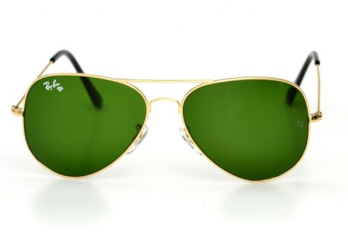 Ray Ban Original 3025D-green-gold