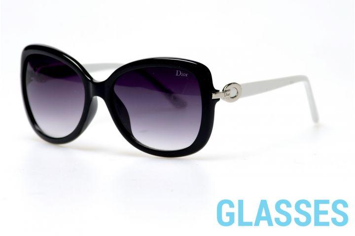 Женские очки Christian Dior twisting-white