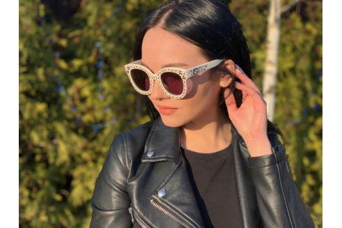 Женские очки Gucci 0116-004