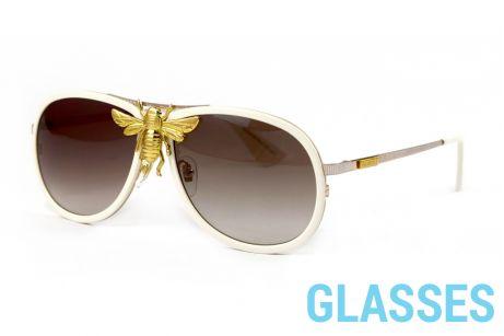 Женские очки Gucci 0520-white